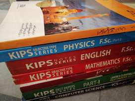 KIPS All notes 1ST YEAR (ICS) with free kips past papers (2015-19)