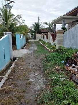 Jual cepat Tanah kosong 2 rante cocok untuk rumah /rumah kontrakan
