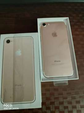 iPhone 7 128gb all colors with bill and SELLERS WARRANTY