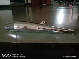 Dolphin Original silencer suitable for classic 350, 500 , etc
