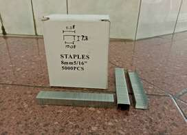 Staples 8 mm Made In Taiwan