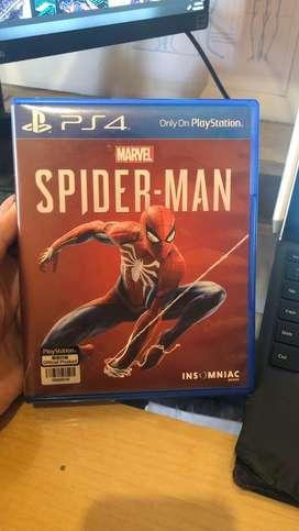 Spider man ps 4