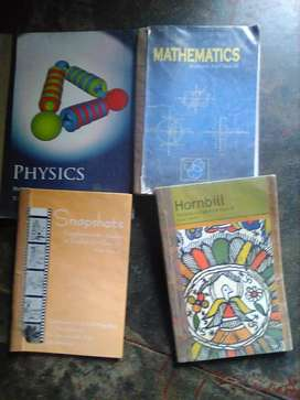 Class XI(Mathematics, Physics Part1, Hornbill, Snapshot)
