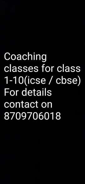 Coaching class