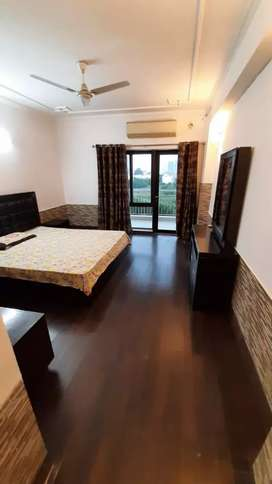 Fully furnished 3+1 BHK on Golf course Road Gurgaon