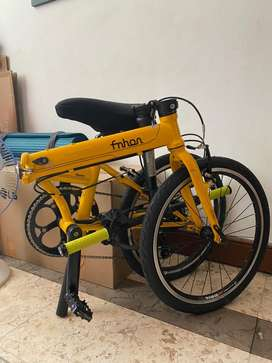 Sepeda Lipat FNHON Storm
