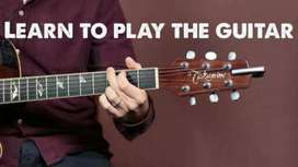 Guitar Class only for Beginners.