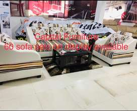 Brand new 5 seater sofa aet at very affordable price