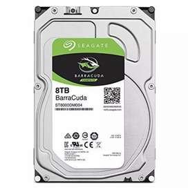 8 TB hard for sale