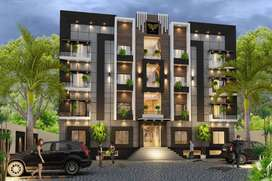 GET POSSESSION IN ONE YEAR 1 BED APARTMENT IN SJ GARDEN HOUSING SOCITY
