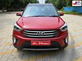 Hyundai Creta 1.6 SX Plus Auto, 2016, Petrol
