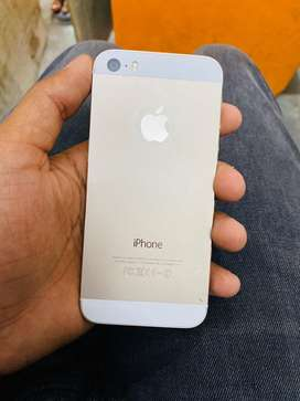 Iphone 5S 32GB New Comdition with bill