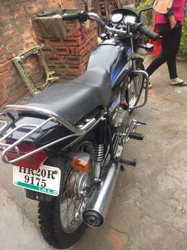 Single Hand Hero Honda Splendor plus in good condition,