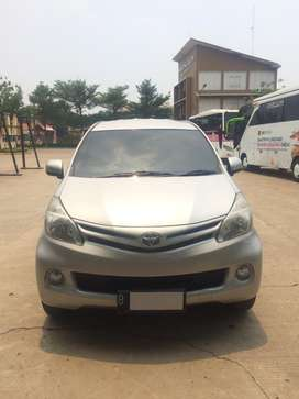 Toyota Avanza E 2014 AT Dp5jt Upgrade G