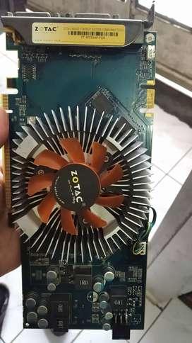 NVIDIA ZOTAC 9600GT SYNERGY EDITION