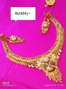 Women's 1Gram Fancy Necklace