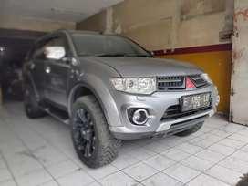 Mitsubishi Pajero sport Dakar 2,5cc VGT KM60rb antik full modif