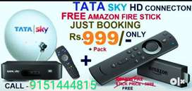 Tata Sky Bumper Dhamaka Offer For DTH