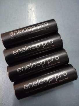 Baterai eneloop pro 2550 mah original