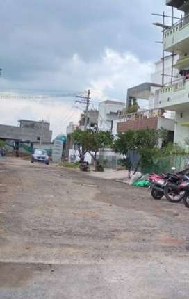 COMMERCIAL CORNER plot close to NH and SRK School
