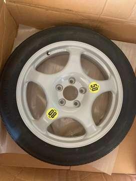 BMW X5 Additional tire