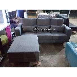sofa L SAMBUNG , SANDARAN LENGAN