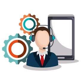 Private Company telecaller