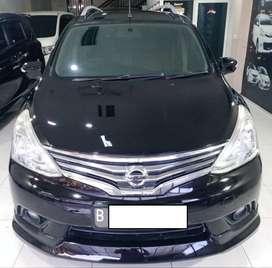 Nissan Grand Livina DP15Jt HWS AT 2014 PROMO PAKET DP MURAH