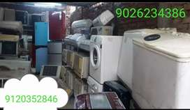 AC & fridge & WASHING MACHINE