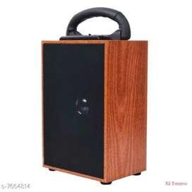 High sound speaker