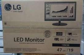 Monitor LED LG 19M38A 19 inch,