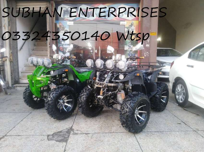 2020 Box Packed Luxury 250cc Off Road Atv Quad 4 Wheel Deliver In All 0
