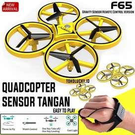 RC Drone Quadcopter sensir jari