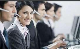 Female Tele caller