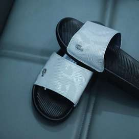 Lacoste authentic slides, Lacoste authentic sandals