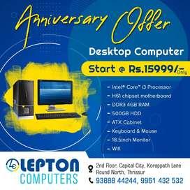 NEW i3 COMPUTER