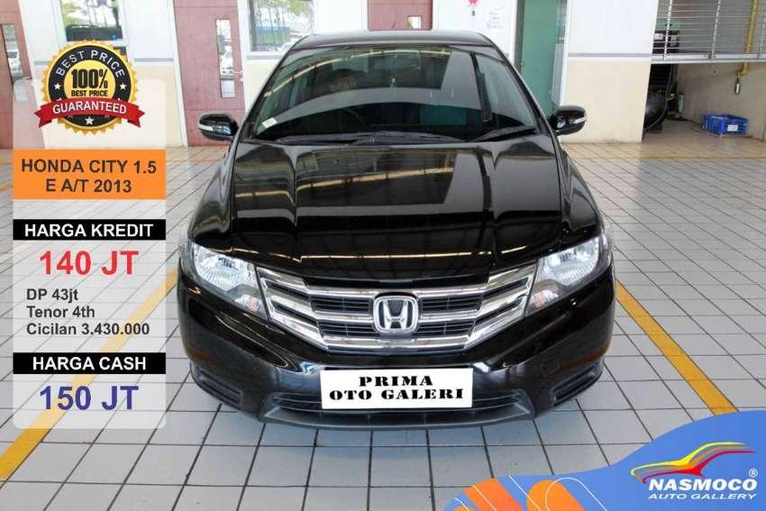 NAG - Honda City 1.5 E AT Matic 2013 Hitam 0