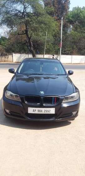 BMW 3 Series 2005-2011 320d, 2009, Diesel