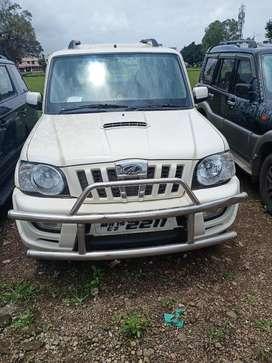 Mahindra Scorpio SLX 2.6 Turbo 8 Str, 2011, Diesel