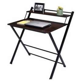 Trendy foldable table/ work desk.