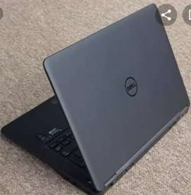 Dell silim i7 4th gen 8gb 500gb import new condition commercial lepto