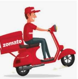 Food delivery boy in Jaipur