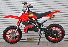 Brand new dirt bike 50cc