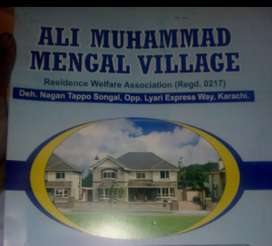 Plot sale in Ali Muhammad Taiser Town