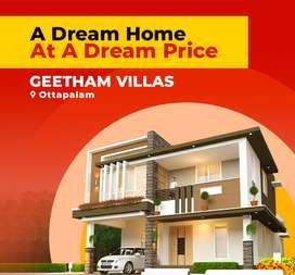 Near Railway Station 3BHK Grand House For Sale Assured 90% Loan