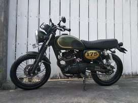 W175,deva motor