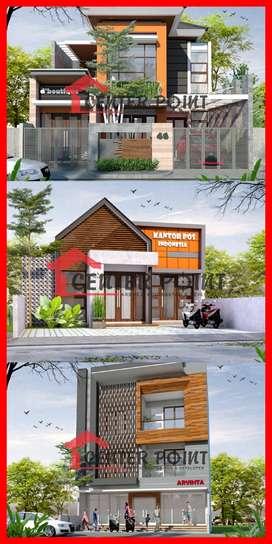 Arsitek Kontraktor Desain Gambar RAB IMB Interior di Sumba Tengah