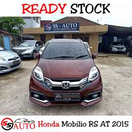 Honda Mobilio RS AT 2015/2016 1stHand Mulus Odo61rban SiapPakai