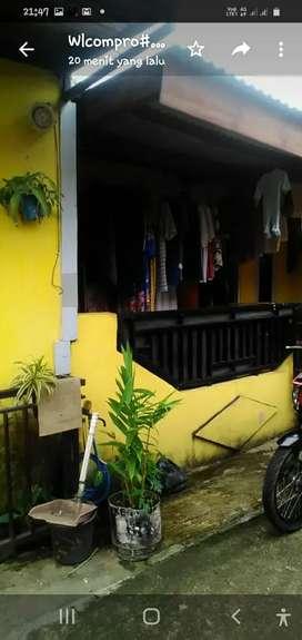 Dijual rumah akses mobil jalan kaki ke st.bojonggede