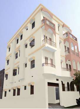 3 bhk flat in my house for rent in prime location